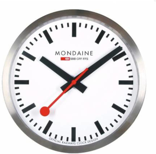 Vægur - Mondaine A995.CLOCK.16SBB