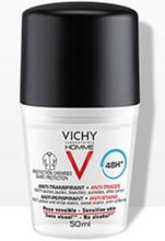 Vichy homme deo shirt prot 48h