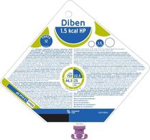 Diben Easybag 1,5kcal HP