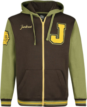 Overwatch - Junkrat -Hettejakke - brun, grønn
