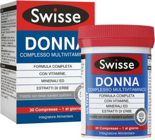 Swisse Woman Multivitamin Dietary Supplement 30 Tablets