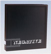 Negativpärm Svart A4+ 25mm