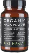 Organic Premium 4 Root Maca Powder 100g