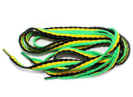 plumbing4home Flat Boot Emo Rasta Jamaica skoen blonder - et par - ...