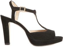 Dasia Syringa Sandaletter, svart