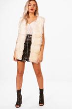 Fiona Faux Fur Gilet