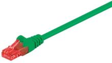 LAN UTP CAT 6 - Green - 1m