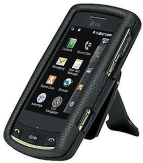 Body Glove - Snap på fallet för LG UX700 Bliss - svart