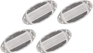 Cube RFR CMPT Spokes Reflector Set white 2020 Sidelys og Reflektorer