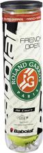 Roland Garros All Court 4-pack Rör