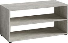 Vancouver betonlook Tv bord / Reol 90 Cm