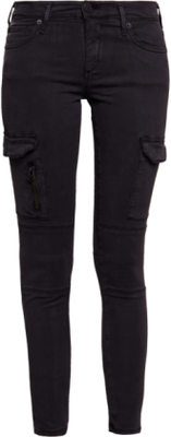 True Religion Tygbyxor black
