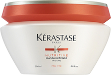 Kjøp Kérastase Nutritive Irisome Masquintense Thin Hair, 200ml Kérastase Hårmaske Fri frakt