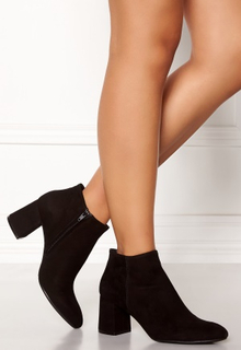 Billi Bi Black Suede Booties Black 41