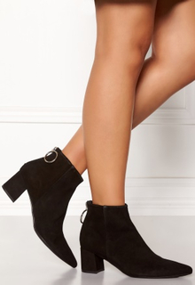 Billi Bi Black Booties Black/Gold 37