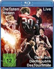 Die Toten Hosen - Der Krach der Republik - Das Tourfinale - Blu-ray - multicolor