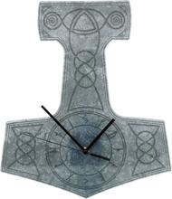 Veggur i akryl - Tors Hammer -Veggur - grå