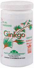 Natur Drogeriet Ginkgo (90 kapsler)