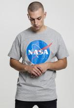 NASA Tee - Heather Grå