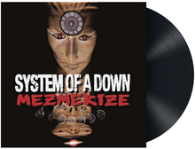 System Of A Down - Mezmerize -LP - multicolor