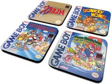 Nintendo - Game Boy - Classic Collection -Underlag - multicolor