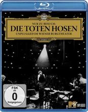 Die Toten Hosen - Nur zu Besuch: Unplugged im Wiener Burgtheater - Blu-ray - multicolor