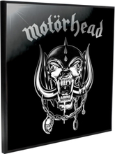 Motörhead - Logo Warpig - Crystal Clear Picture - Poster - multicolor