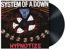 System Of A Down - Hypnotize -LP - multicolor