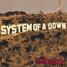 System Of A Down - Toxicity -CD - multicolor