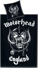 Motörhead - Motörhead Logo -Sengetøy - svart