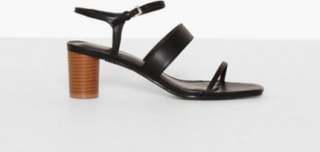 Topshop Strap Sandals Low Heel