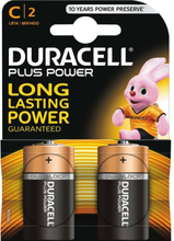 Plus Power C - 2 Pack