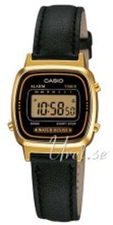 Casio LA670WEGL-1EF Casio Collection LCD/Läder