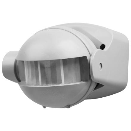 Smartwares bevægelsessensor 180° 12 m ES34A grå