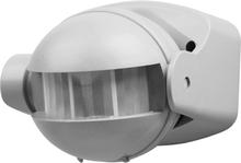 Smartwares bevægelsessensor 180° 12 m grå ES34A