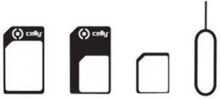 SIM-kort adaptersæt