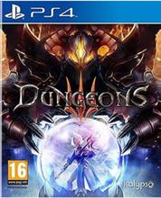 Dungeons III - Sony PlayStation 4 - Strategi