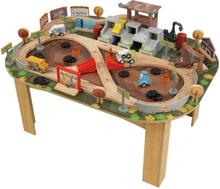 Kidkraft - Tågbana - Disney Pixar Cars 3 Thunder Hollow Track Set & Table