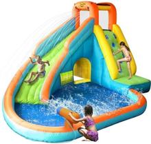 HappyHop - Vattenrutschbana med vattenkanon