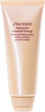 Shiseido Advanced Essential Energy Hand Nourishing Cream, 100ml Shiseido Käsivoiteet