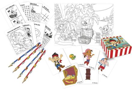 målar kit Jake och Piraterna One-size