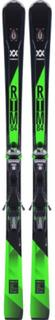 Völkl - RTM 84 incl. IPT WR XL 12 FR GW ski with binding (black/green) - 172cm
