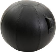 JobOut Balanseball Design, PU, Svart