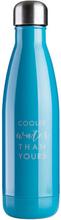 JobOut Vannflaske Blue Water