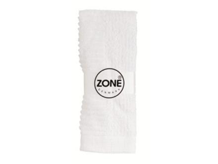 Zone Denmark Confetti-kasvopyyhe, valkoinen