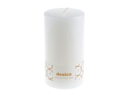 Desico Pöytäkynttilä, 14 cm valkoinen 3 kpl