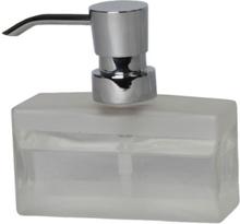 Mette Ditmer Pure-saippuapumppu, 11 cm valkoinen