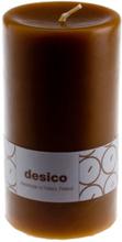 Desico Pöytäkynttilä, 14 cm sammaleenvihreä 3 kpl