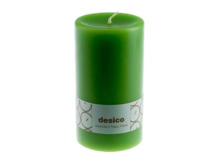 Desico Pöytäkynttilä, 14 cm vaaleanvihreä 3 kpl