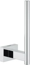 Grohe Essentials Cube reserve toiletpapirholder, krom
